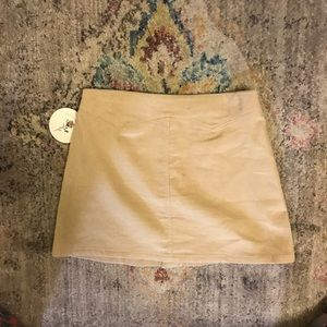 Nectar Clothing Skirts - New Nectar Clothing Corduroy Skirt with Buttons